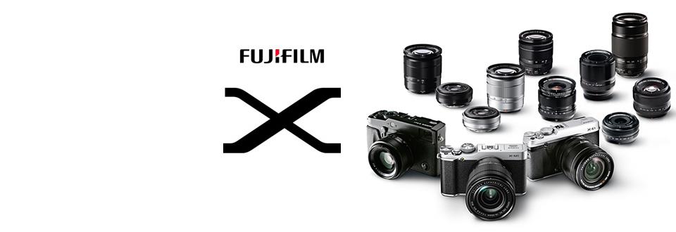 fujifilm x-trans