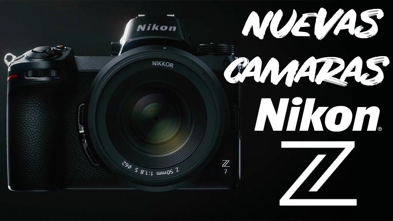 ff522254c7012 Nuevas NIKON Z6 y Z7 Full Frame ⚡Sin Espejo ⚡