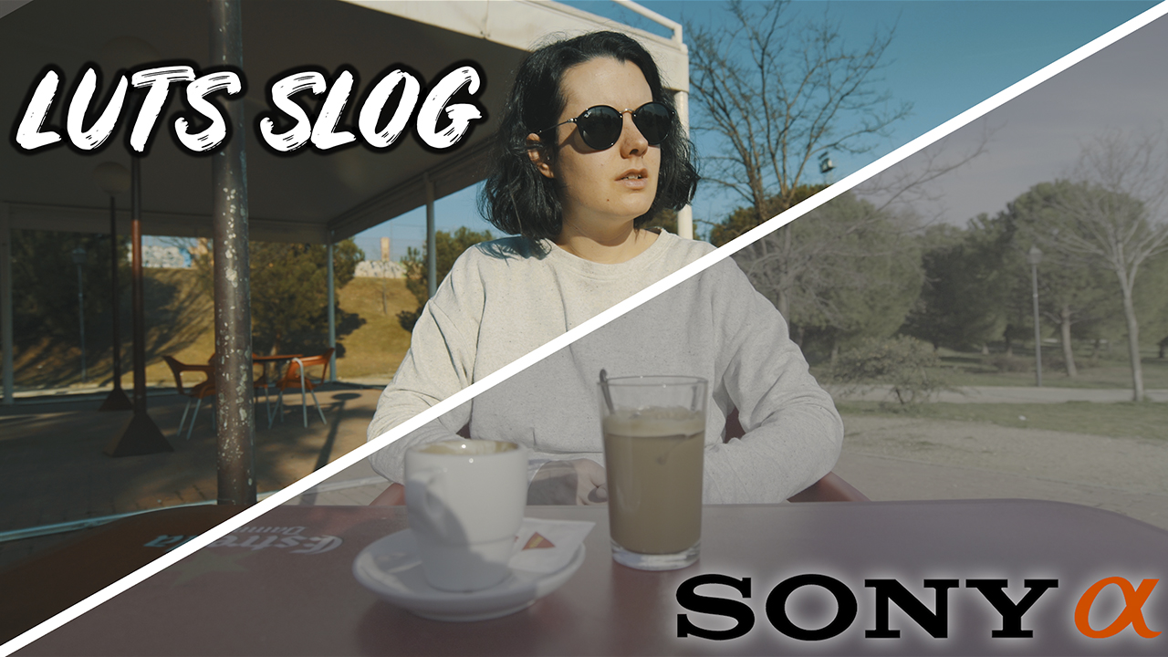 LUTS SLOG - Pack 3 Luts Sony Alpha
