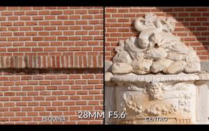 prueba nitidez 28mm 5.6