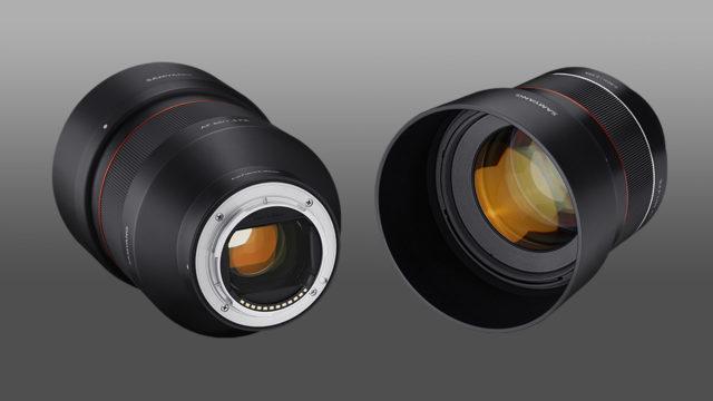 samyang_85mm con enfoque automático