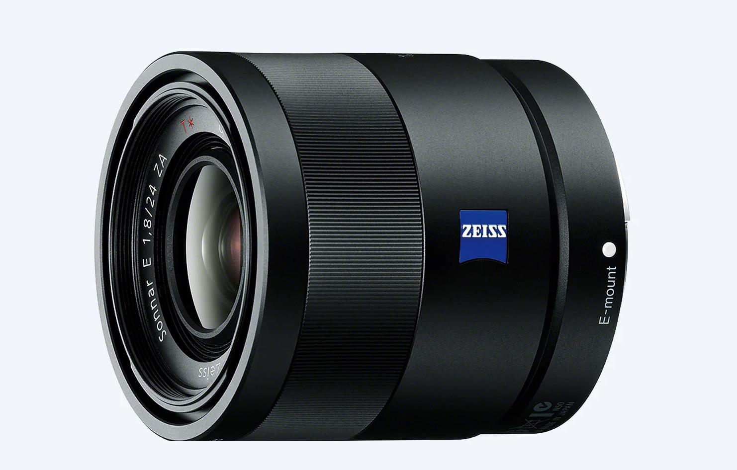 Sony Sonnar T E 24mm F:1.8 ZA