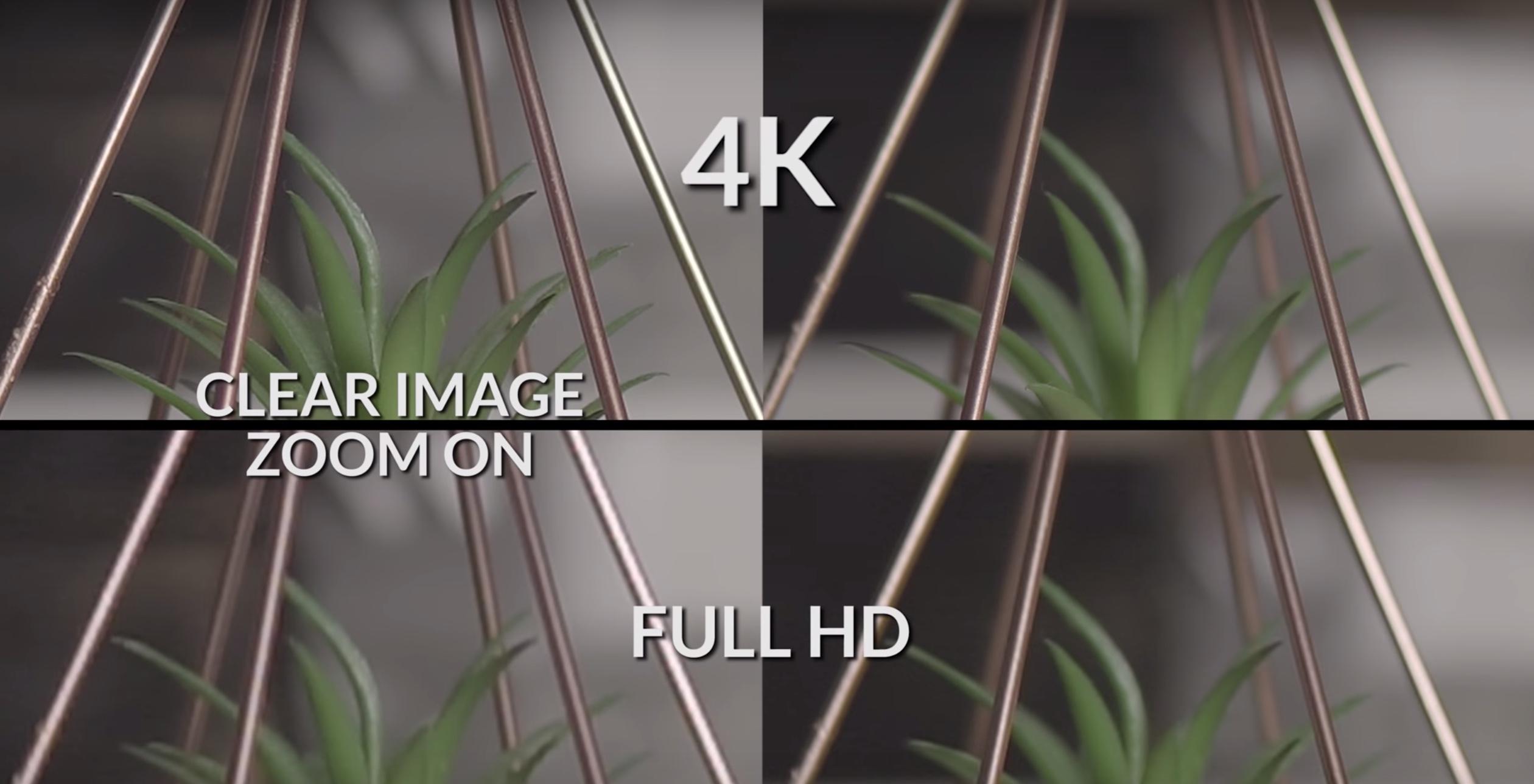 que es funcion clear image zoom