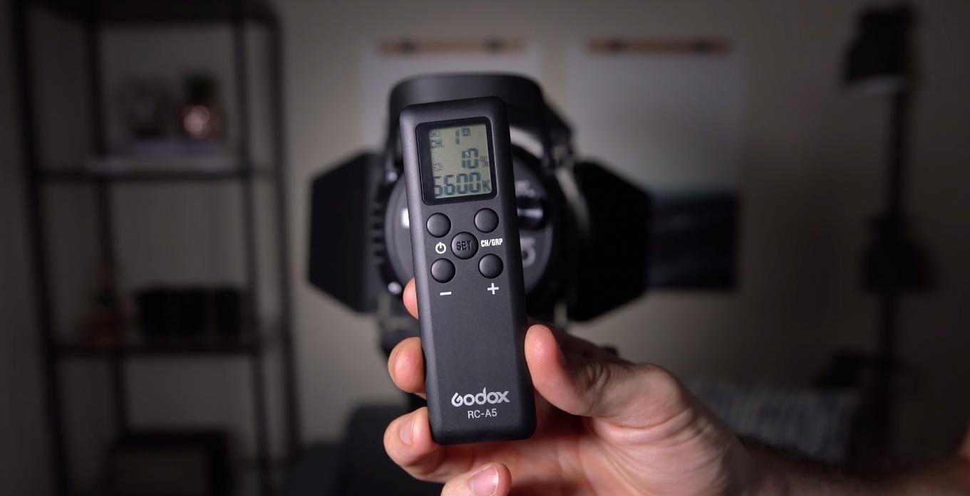 mando control godox