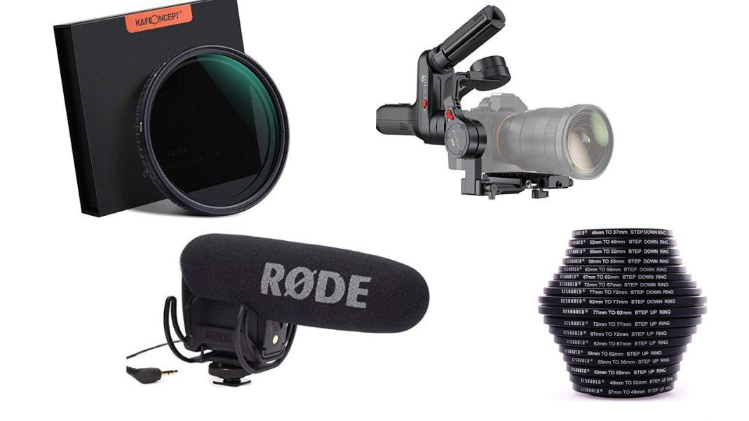 3 accesorios imprescindibles grabar video pro