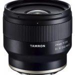 Tamron anuncia 3 focales fijas gran angular