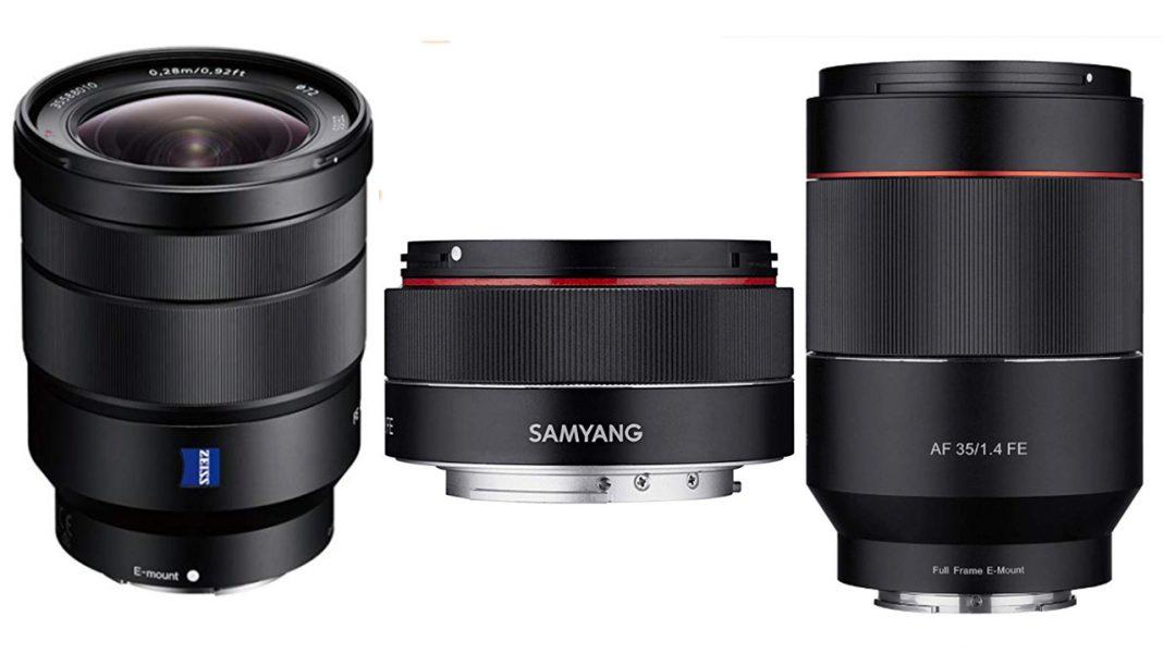 batalla 35mm samyang sony