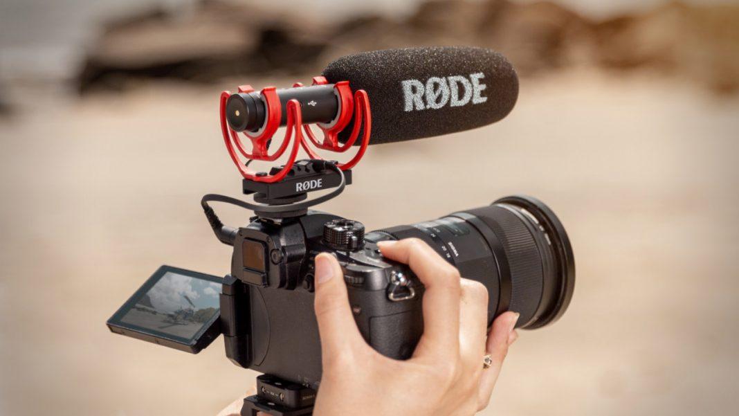 nuevo microfono rode videomic ntg